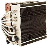 Noctua NH-C14S, Premium CPU Kühler mit NF-A14 PWM 140mm Lüfter, braun