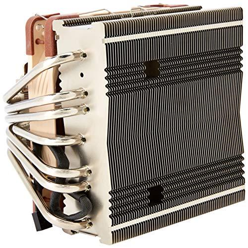 Noctua NH-C14S, Dissipatore Top-Flow per CPU (Marrone)