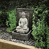 Gardman Tranquil Buddha Water Feature