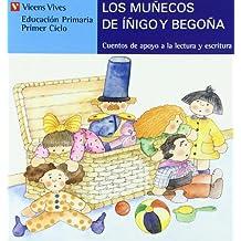 Los Muñecos De Iñigo Y Begoña. Serie Azul. Letra De Molde: 16 (