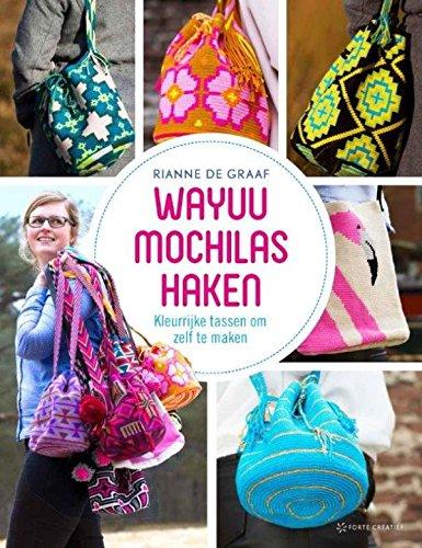 Wayuu mochilas haken: kleurrijke tassen om zelf te