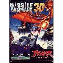 Jaguar Missle Command 3-D Jaguar