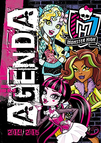Monster High Agenda (Monster High agenda scolaire)
