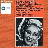 Sena Jurinac : Strauss / Mozart / Tchaikovski