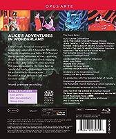 Alice au pays des merveilles (Blu-Ray) [(+booklet)] [Import italien]