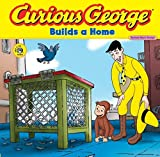 Curious George Builds a Home (Cgtv 8x8) (Curious George 8x8) by Monica Perez (2006-12-11)