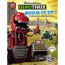 Dinotrux: Build It Up: A Dinotrux Sticker Book
