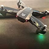 Cewaal S25 Mini Foldable Drone,Speed Adjustment Emergency Stop 360 Degrees Flips One-Touch Back,Drone Specially Designed for Beginners