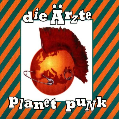 Die Ärzte: Planet Punk (Audio CD)