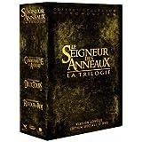 Coffret Trilogie Le Seigneur des Anneaux - Intégrale Versions longues - 12 DVD - Edition spéciale limitée 2011