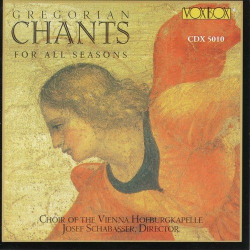 Gregorian Chant for All Seasons