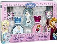 Disney Frozen Beauty Cosmetics and perfume For Children, 2 Perfumes, 30 ml + 3 Perfumes 15 ml + Shower Gel, 80