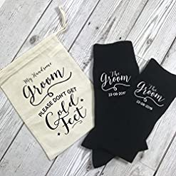 Mens Wedding Socks