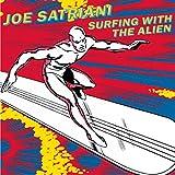 Songtexte von Joe Satriani - Surfing With the Alien