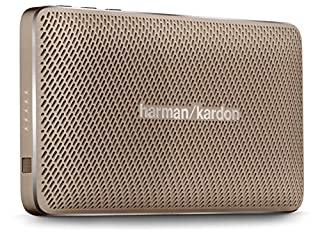 Harman/Kardon Esquire Mini Sistema portátil de Altavoces inalámbricos Bluetooth Recargables estilizados con micrófono para conferencias Integrado, Color Dorado (B010E20EZ4) | Amazon price tracker / tracking, Amazon price history charts, Amazon price watches, Amazon price drop alerts