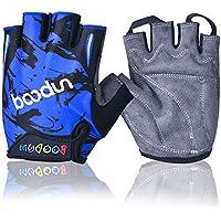 iwish Halb-Finger-Handschuhe für Kinder, dünn, Outdoor, Sport-Handschuhe, Fahrrad-Handschuhe für Kinder