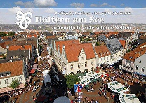 Preisvergleich Produktbild Haltern am See - unendlich viele schöne Seiten: Bildband über die Stadt Haltern am See.