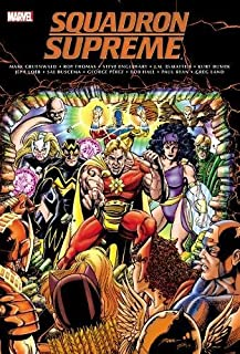 Squadron Supreme Classic Omnibus (130290065X) | Amazon price tracker / tracking, Amazon price history charts, Amazon price watches, Amazon price drop alerts