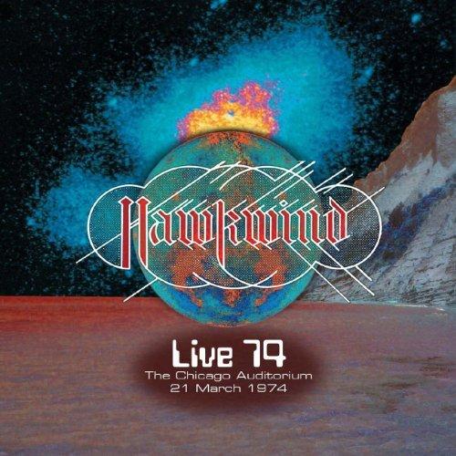 Hawkwind Live 74 by Hawkwind (2006-04-03)