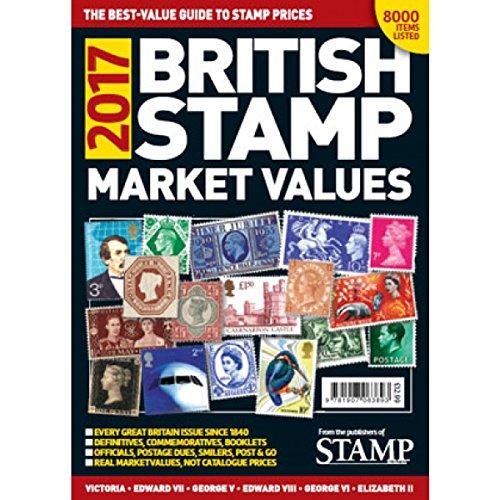 British Stamp Market Values - 2017