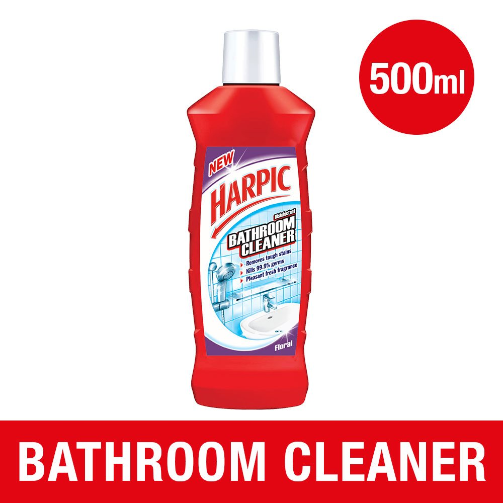 Bathroom cleaning services in bangalore - Buy Harpic Bathroom Cleaner Lemon 500 Ml Online At Low Prices In India Amazon In