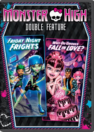 Double Feature - Friday Night Frights / Why Do Ghouls Fall in Love? [RC 1]