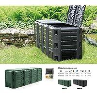 Amazon.it: Compostiere - Compost e rifiuti: Giardino e giardinaggio