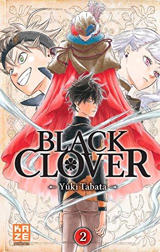 Black Clover T02 par Yuki Tabata