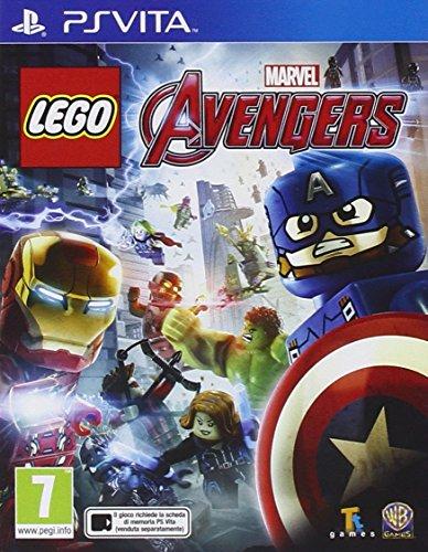 Warner Lego Marvel Avengers