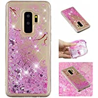 Shinyzone Glitzer Flüssigkeit Hülle für Samsung Galaxy A8 2018,Kirschblüte kreativ 3D Gemalt Muster Handyhülle... preisvergleich bei billige-tabletten.eu