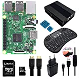 Raspberry Pi 3 Complete Starter Kit(8 in one)