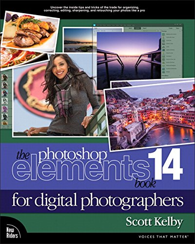 Photoshop Elements 14 Book for Digital Photographers, The (Voices That Matter)
