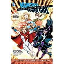 World's Finest Vol. 1: The Lost Daughters Of Earth 2 (The New 52)