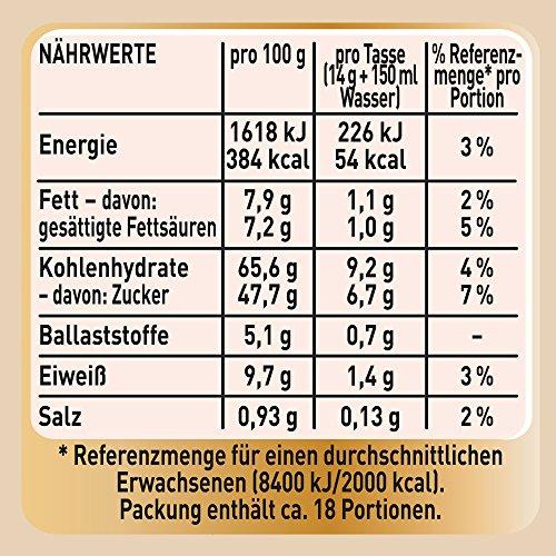 Nescafé Gold Typ Cappuccino Cremig Zart löslicher Bohnenkaffee (aus erlesenen Kaffeebohnen,...