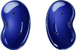 Samsung Galaxy Buds Live Kabellose Bluetooth Kopfhörer Mit Noise Cancelling Anc Komfortable Passform Ausdauernder Akku Wireless Kopfhörer In Blau Elektronik