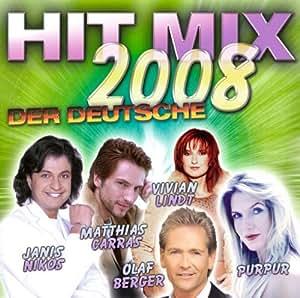 Hit Mix 2008-der Deutsche
