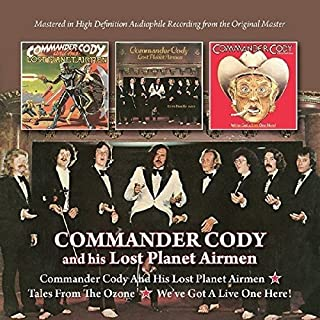 Commander Cody & His Lost Planet Airman/Tales from