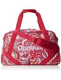 Desigual BOLS_L BAG P, Bolsa de Medio Lado para Mujer, Rojo (3192 Rouge RED), 24x28x38 cm (B x H x T)