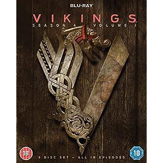 Vikings: Season 4, Vol. 1 [Blu-ray] [UK Import]