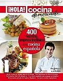 Best Revistas de cocina - ¡Hola! Cocina. 400 recetas imprescindibles de la cocina Review