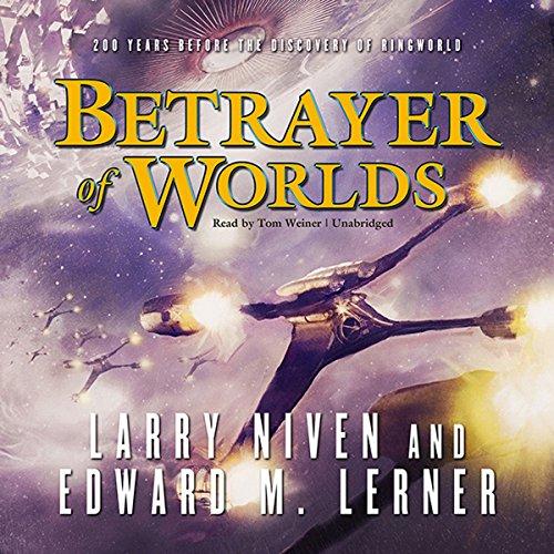 Betrayer of Worlds  Audiolibri