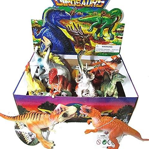 Costumes Dinosaur Réalistes - Simulation jouets modèle de dinosaure modèle en