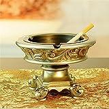 Estilo retro europeo cenicero resina adornos creativos Inicio decoración...