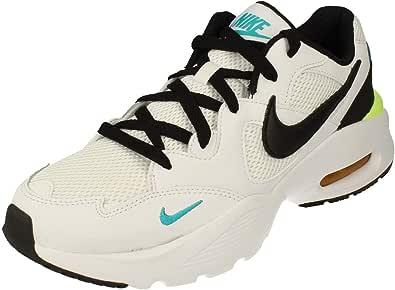 Nike Air Max Fusion Mens Running Trainers CJ1670 Sneakers Shoes (UK 6 US 7 EU 40, White Black Oracle Aqua 103)