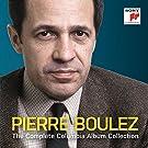 Pierre Boulez: The Complete Columbia Album Collection (Coffret 67 CD)