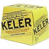 Keler Cerveza - Paquete de 12 x 250 ml - Total: 3000 ml