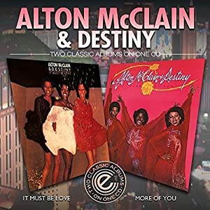 Alton McClain & Destiny