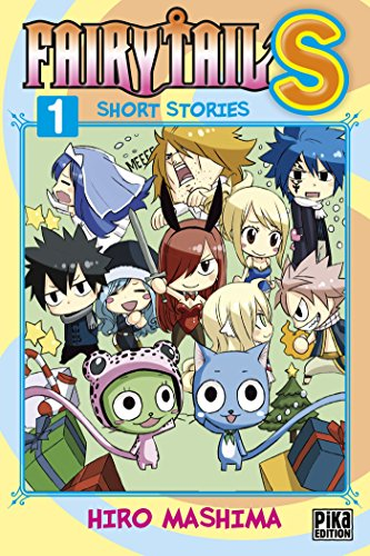 Fairy Tail S T01: Short Stories