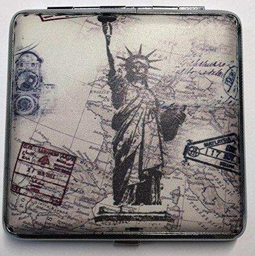 Freiheitsstatue, New York, Zigarettenetui