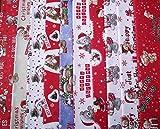 20hojas de papel de regalo de Navidad, adorable, para niños
